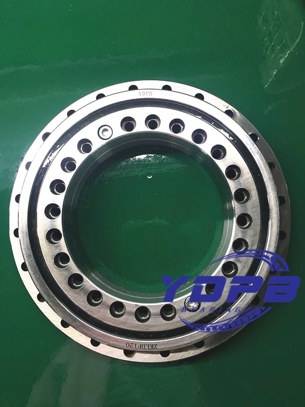Customized Axial angular contact ball bearings ZKLDF120